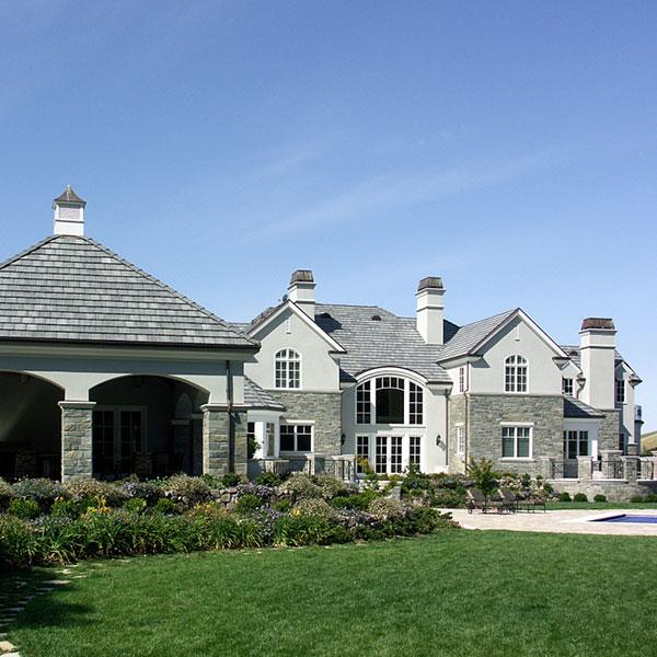 custom northern california home