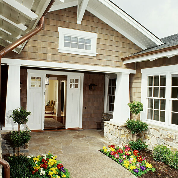 calirfornia home entry