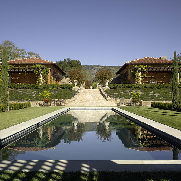reflecting pool napa